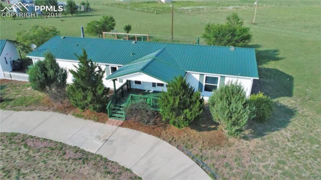 962 Buffalo Run Road, Calhan, CO 80808 (#2784272) :: Harling Real Estate