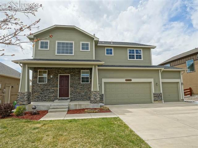 3556 Tail Wind Drive, Colorado Springs, CO 80911 (#2785054) :: Action Team Realty