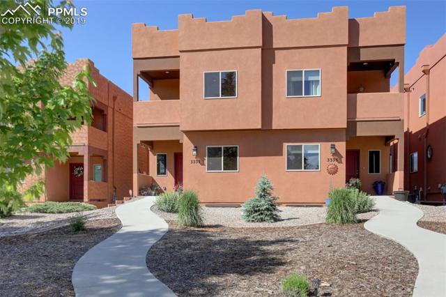 3333 W Kiowa Street, Colorado Springs, CO 80904 (#2785968) :: The Hunstiger Team