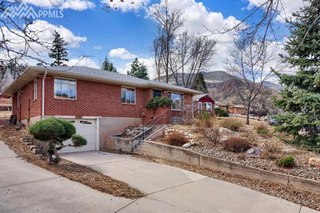 433 E Fountain Place, Manitou Springs, CO 80829 (#2786831) :: CENTURY 21 Curbow Realty