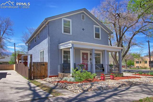 330 N Hancock Avenue, Colorado Springs, CO 80903 (#2787040) :: The Daniels Team