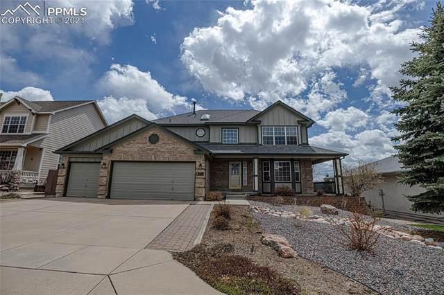 8405 Drayton Hall Drive, Colorado Springs, CO 80920 (#2790722) :: The Scott Futa Home Team