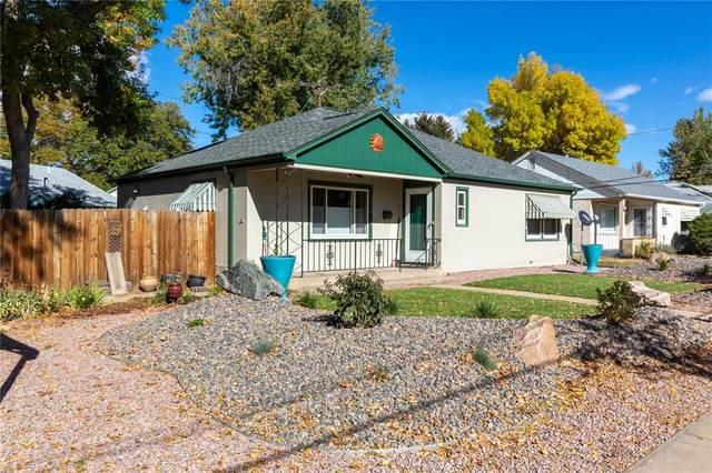 2314 Templeton Gap Road, Colorado Springs, CO 80907 (#2790981) :: Venterra Real Estate LLC
