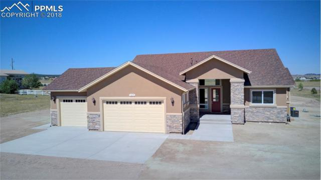 13870 Irish Hunter Trail, Elbert, CO 80106 (#2793886) :: The Treasure Davis Team