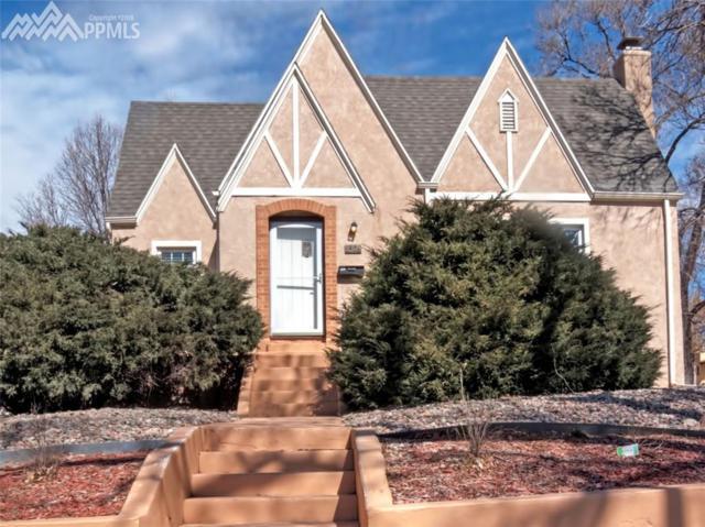 1326 E Pikes Peak Avenue, Colorado Springs, CO 80909 (#2797213) :: Jason Daniels & Associates at RE/MAX Millennium