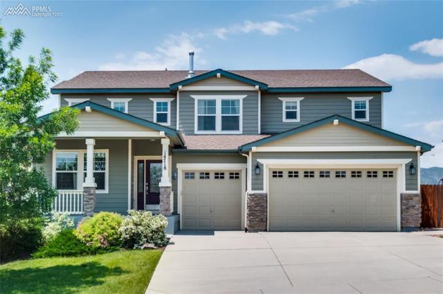 14718 Allegiance Drive, Colorado Springs, CO 80921 (#2799083) :: The Hunstiger Team