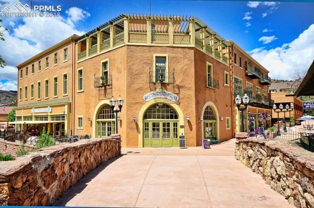 934 Manitou Avenue #205, Manitou Springs, CO 80829 (#2801077) :: 8z Real Estate