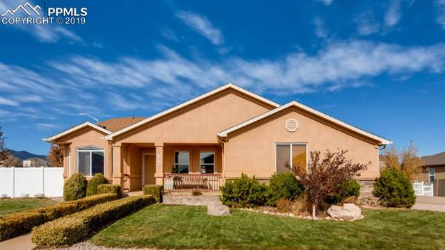 394 Gold Claim Terrace, Colorado Springs, CO 80905 (#2801481) :: The Kibler Group