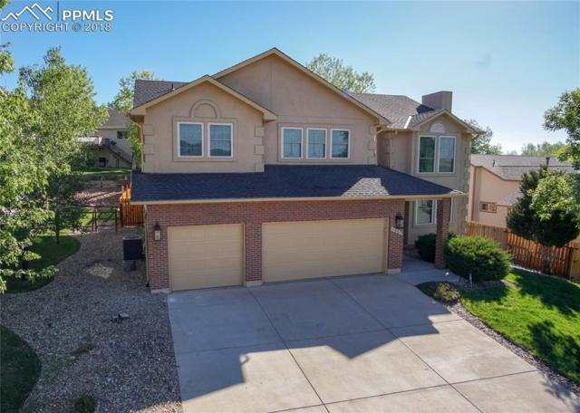 1550 Bear Cloud Drive, Colorado Springs, CO 80919 (#2801925) :: The Treasure Davis Team