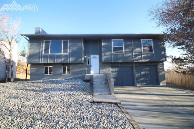 3625 Suncrest Court, Colorado Springs, CO 80906 (#2806272) :: The Hunstiger Team