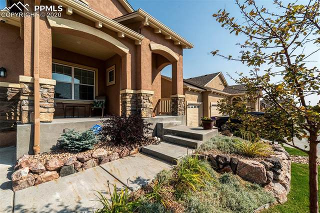 9123 Jasper Falls Place, Colorado Springs, CO 80924 (#2809219) :: The Treasure Davis Team