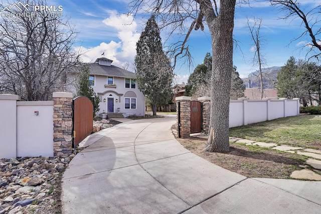 1411 Mesa Avenue, Colorado Springs, CO 80906 (#2809537) :: Venterra Real Estate LLC
