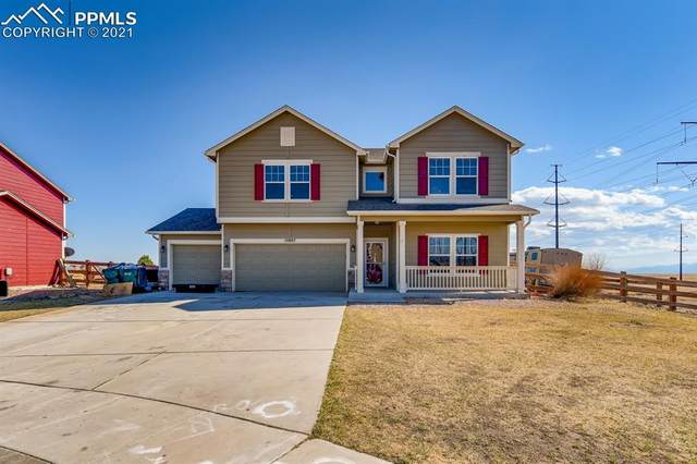 10807 Cascading Spring Circle, Peyton, CO 80831 (#2811195) :: CC Signature Group