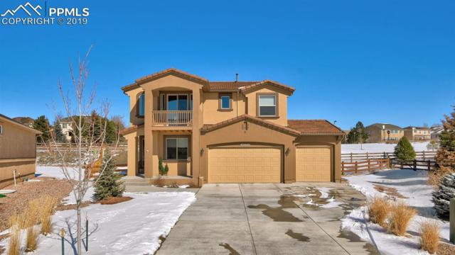 16083 Bridle Ridge Drive, Monument, CO 80132 (#2811623) :: The Peak Properties Group