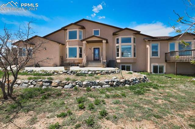 14650 Eastonville Road, Elbert, CO 80106 (#2812199) :: Hudson Stonegate Team