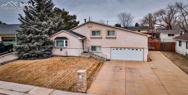 4029 E Darby Circle, Colorado Springs, CO 80907 (#2813845) :: The Peak Properties Group