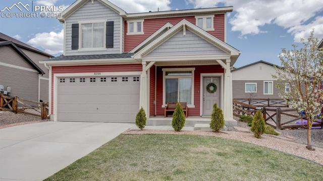 8188 Longleaf Lane, Colorado Springs, CO 80927 (#2814489) :: The Hunstiger Team