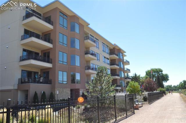 28 W Monument Street #302, Colorado Springs, CO 80903 (#2815253) :: The Hunstiger Team