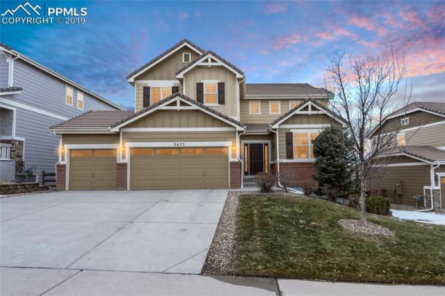 2623 Trailblazer Way, Castle Rock, CO 80109 (#2815553) :: Colorado Home Finder Realty