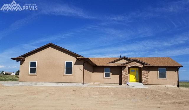 1205 N Hill Lane, Pueblo West, CO 81007 (#2816094) :: Action Team Realty