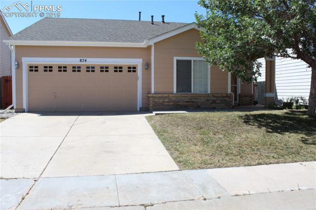 874 Square Dance Lane, Fountain, CO 80817 (#2817609) :: Tommy Daly Home Team