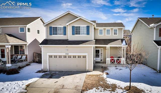 2265 Sage Grouse Lane, Colorado Springs, CO 80951 (#2820538) :: Action Team Realty