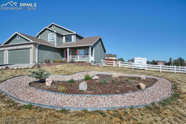 8309 Ivory Loop, Peyton, CO 80831 (#2821531) :: Harling Real Estate