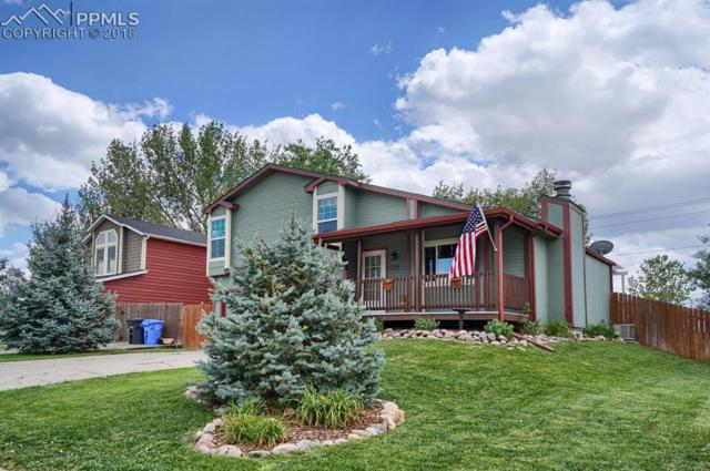 205 Turf Trail Place, Fountain, CO 80817 (#2822222) :: Harling Real Estate