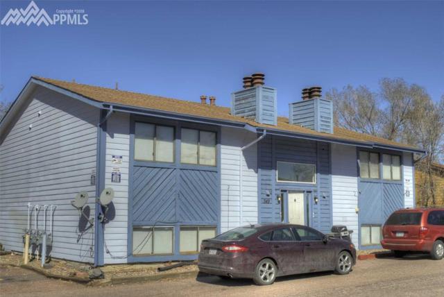 349 Gahart Drive, Colorado Springs, CO 80916 (#2822676) :: The Treasure Davis Team