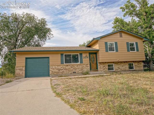 204 Cielo Vista Street, Colorado Springs, CO 80911 (#2823716) :: 8z Real Estate