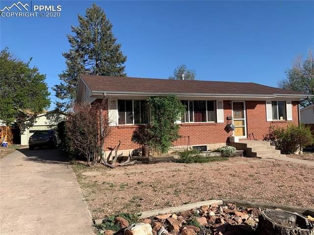 17 N Garland Avenue, Colorado Springs, CO 80909 (#2827044) :: The Kibler Group