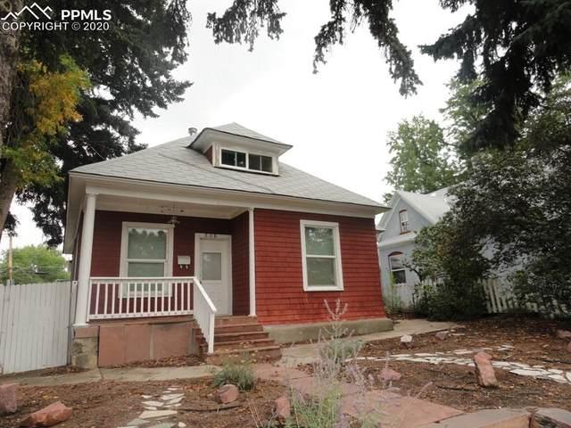 808 E Kiowa Street, Colorado Springs, CO 80903 (#2830965) :: Tommy Daly Home Team