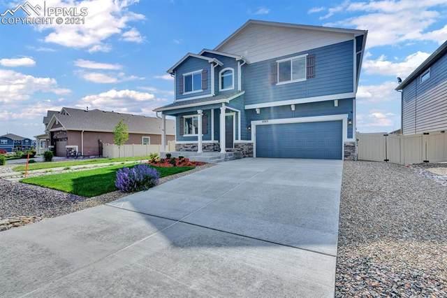 4283 Prairie Agate Drive, Colorado Springs, CO 80938 (#2831016) :: Fisk Team, eXp Realty