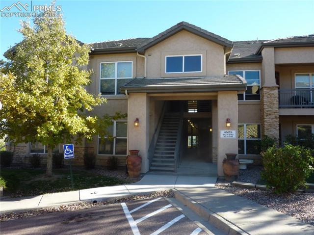 555 Cougar Bluff Point #107, Colorado Springs, CO 80906 (#2832692) :: Jason Daniels & Associates at RE/MAX Millennium