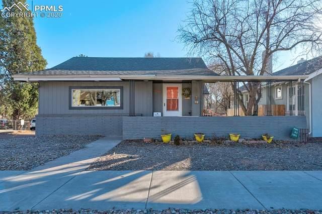 809 E Platte Avenue, Colorado Springs, CO 80903 (#2833013) :: The Kibler Group