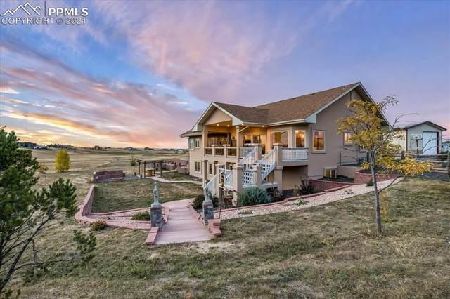 7416 Crow Court, Colorado Springs, CO 80908 (#2834854) :: Compass Colorado Realty
