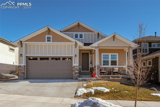 11715 Spectacular Bid Circle, Colorado Springs, CO 80921 (#2836246) :: The Treasure Davis Team