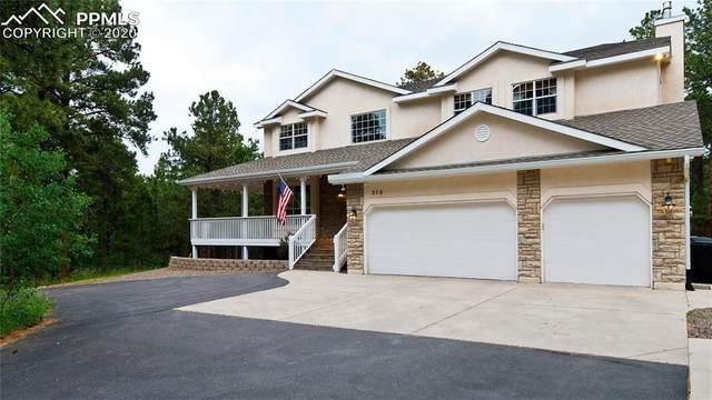 310 Lariat Loop, Monument, CO 80132 (#2840334) :: Tommy Daly Home Team