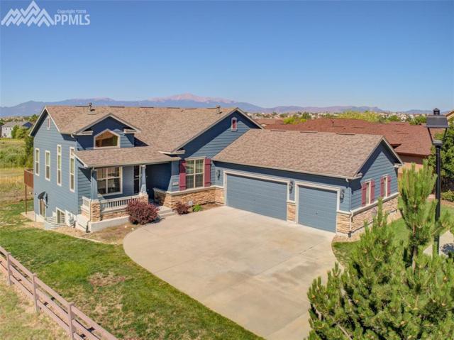 7151 Midnight Rose Drive, Colorado Springs, CO 80923 (#2840992) :: The Treasure Davis Team