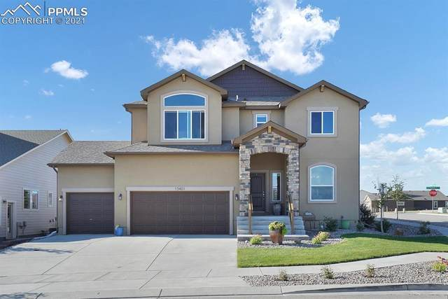 13401 Park Meadows Drive, Peyton, CO 80831 (#2842384) :: Action Team Realty