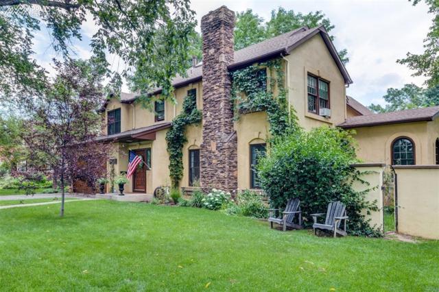 1321 N Cascade Avenue, Colorado Springs, CO 80903 (#2846219) :: 8z Real Estate