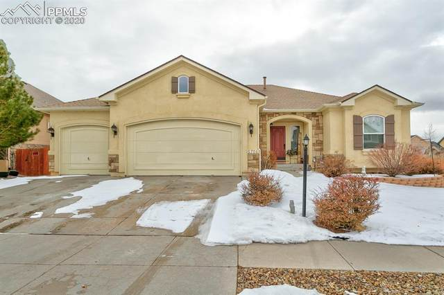 5706 Dusty Chaps Drive, Colorado Springs, CO 80923 (#2848576) :: Jason Daniels & Associates at RE/MAX Millennium
