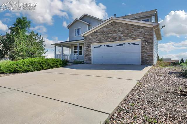 8087 Buschborn Road, Peyton, CO 80831 (#2850704) :: The Gold Medal Team with RE/MAX Properties, Inc