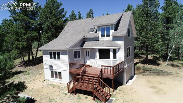 57 Trout Creek Circle, Divide, CO 80814 (#2851846) :: Action Team Realty