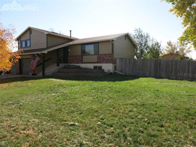 7470 Goldfield Drive, Colorado Springs, CO 80911 (#2852870) :: The Hunstiger Team