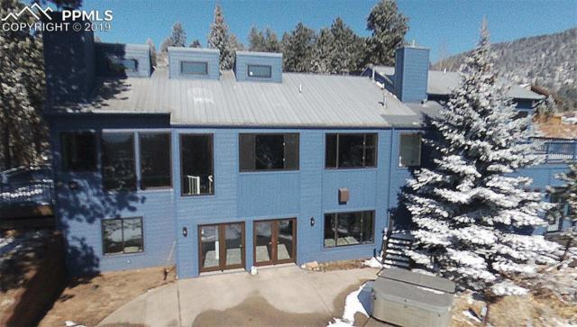 1150 Kings Crown Road, Woodland Park, CO 80863 (#2852880) :: The Peak Properties Group