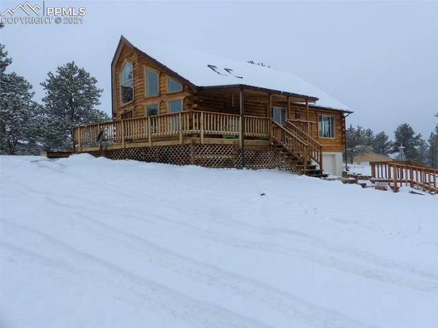 580 Shy Circle, Westcliffe, CO 81252 (#2853010) :: The Harling Team @ HomeSmart