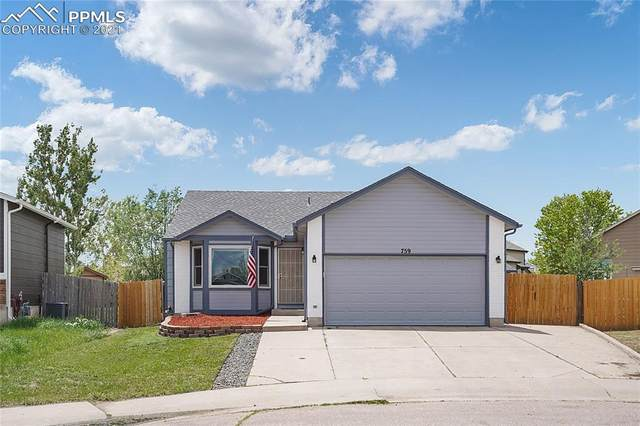 759 Memory Lane, Fountain, CO 80817 (#2853423) :: Fisk Team, eXp Realty