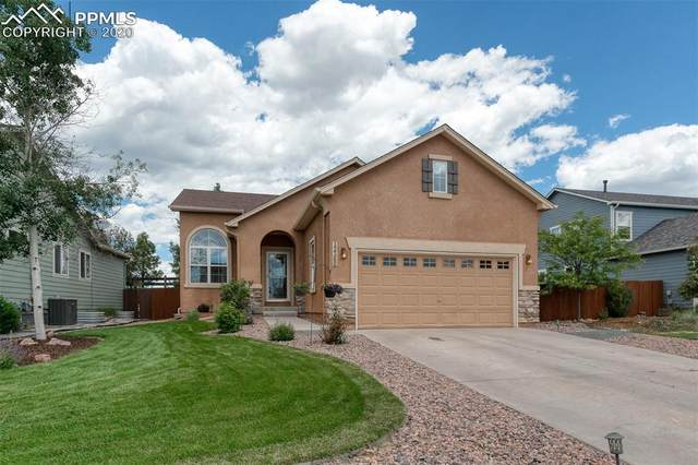 12360 Point Reyes Drive, Peyton, CO 80831 (#2855160) :: Action Team Realty