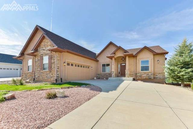 1035 Bayfield Drive, Colorado Springs, CO 80906 (#2859414) :: The Treasure Davis Team